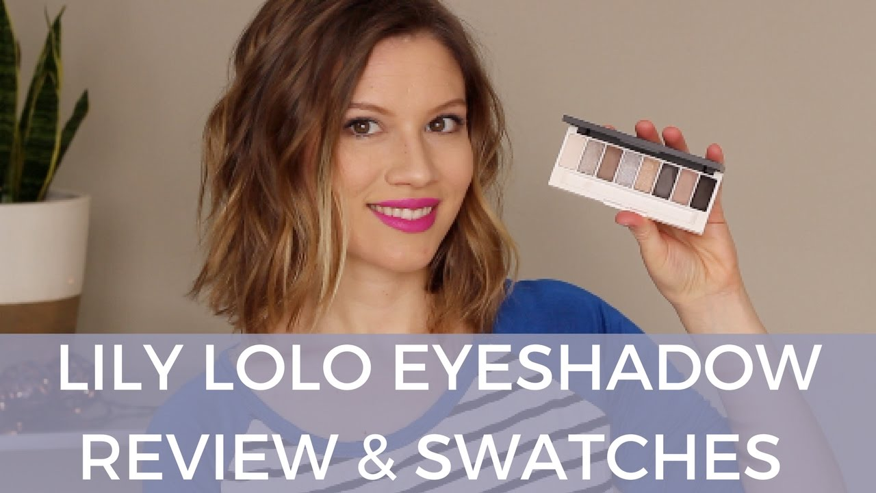 Laid Bare Eye Palette by Lily Lolo #13
