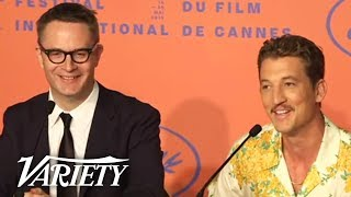 Nicolas Winding Refn 'Too Old To Die Young' Press Conference - Cannes Film Festival