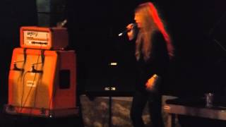 Blues Pills - Elements and Things- live @ Eluveitie & Friends in Wetzikon 27.12.2014