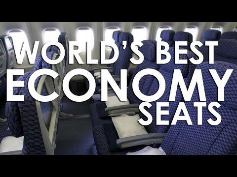 TOP 10 ECONOMY CLASS Seats SKYTRAX 2016