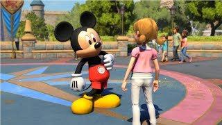 Disneyland Adventures Прохождение Часть 1