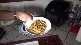 Air Fryer French Fries Recipe, Power Air Fryer Oven Rotisserie Basket