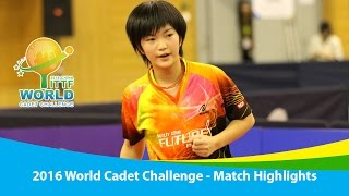 Review all the highlights from the 2016 World Cadet Challenge Highl...