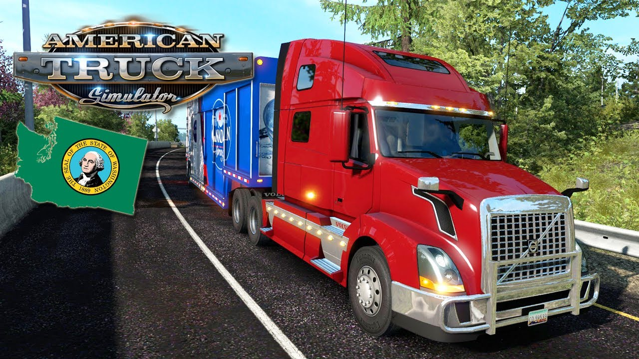 American Truck Simulator #84 (Hard Economy) - LOSING TRACK OF TIME |  Tuesday Week 42