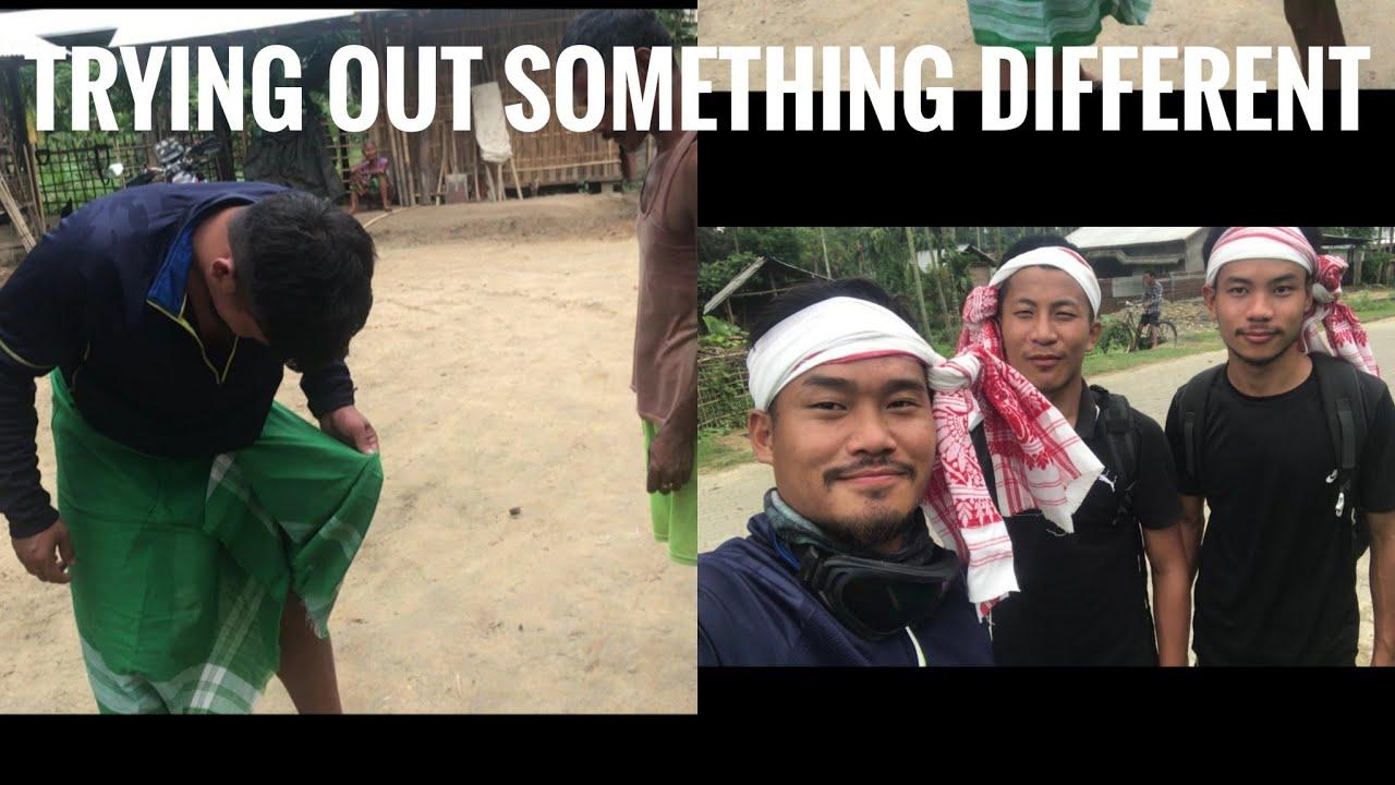 Gathering Areca nut(betel nut) for my brother's plantation|serika Village|Day-2