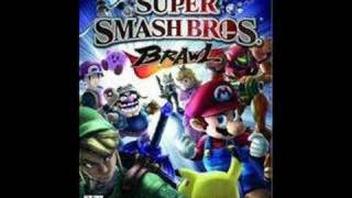 Super Smash Bros Brawl-Bramble Blast