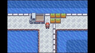 Pokemon Fire Red & Leaf Green - All Hidden Items