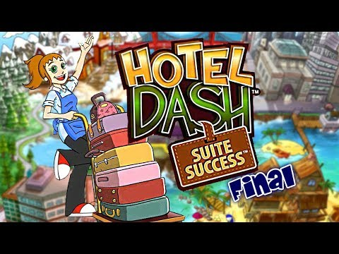 Hotel Dash: Suite Success | Final Gameplay (Level 49 To 50) - #23
