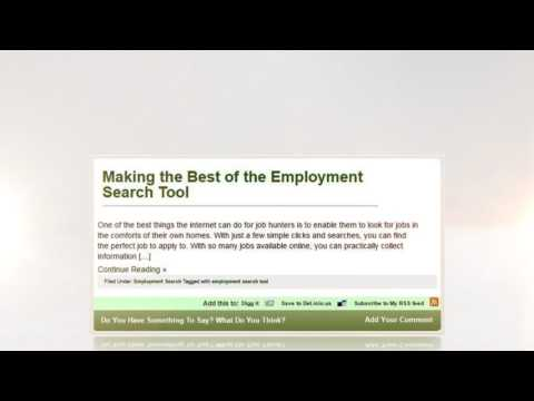 Employment Search Part 2 by Verse Finance