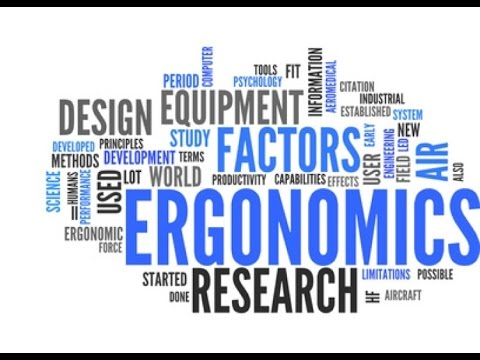 Ergonomic Awareness, the Basics of Ergonomics