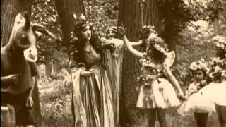 Сон в летнюю ночь / A Midsummer Night's Dream / 1909