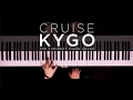 Kygo Ft Andrew Jackson Cruise The Theorist Piano Cover mp3