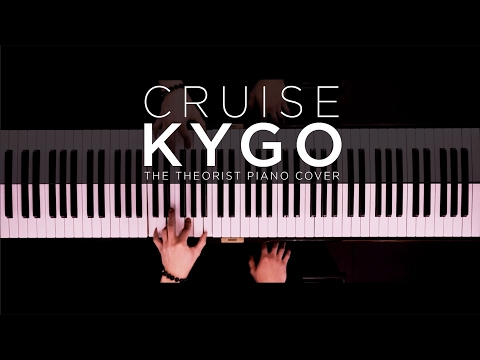 Kygo ft. Andrew Jackson - Cruise | The Theorist Piano Cover