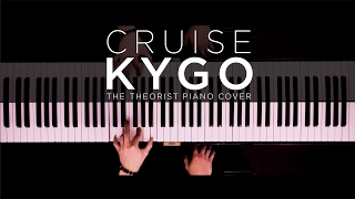 Kygo Ft Andrew Jackson Cruise The Theorist Piano Cover