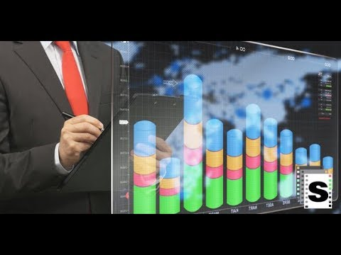 Business Screen | Stock Footage - Videohive