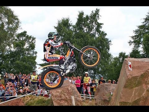 2013 FIM Trial World Championship - Penrith - (GBR)