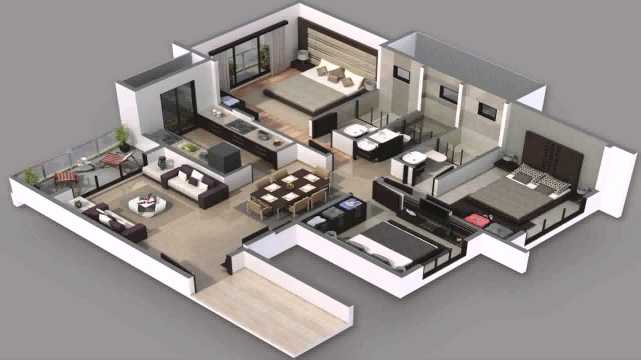 4 Bedroom Modern House Plans South Africa - Gif Maker ...
