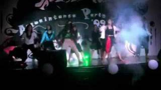 LCC-N acquaintance party dance contest #1