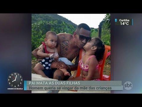 Homem mata a família e depois se suicida no interior de SP | SBT Brasil (14/02/18)