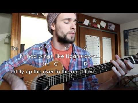 How to Play Fare Thee Well (Dink's Song) - (Inside Llewyn Davis Soundtrack) Guitar Lesson