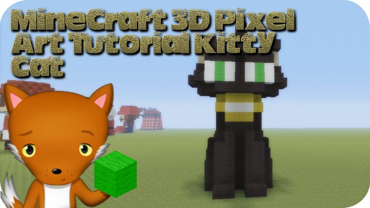 Бесплатно смотреть майнкрафт мини кошка