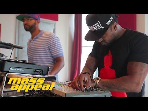 Rhythm Roulette: The Heatmakerz (feat. Fred the Godson)