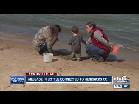 Heath West - Women Find Message In A Bottle Written Day Before 9/11