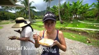 Taste of Kualoa Tour