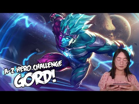 A-Z Hero Challenge | Gord until I Win in Rank!