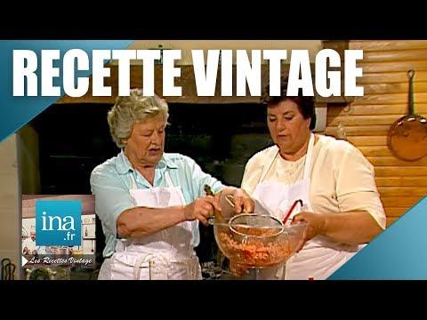 recette-:-gaspacho-et-amuse-gueules-de-maïté-|-archive-ina