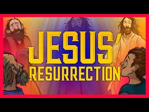 The Resurrection   Easter Story For Kids Lesson - Matthew 27, Mark 15, Luke 24   ShareFaithKids.com