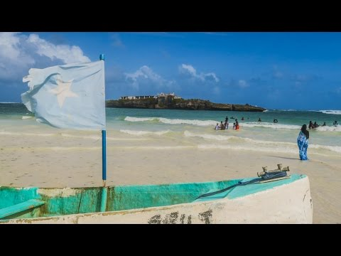 THE AMAZING JAZEERA BEACH - MOGADISHU   MUKHTARNUUR VLOG #17   HD   2016