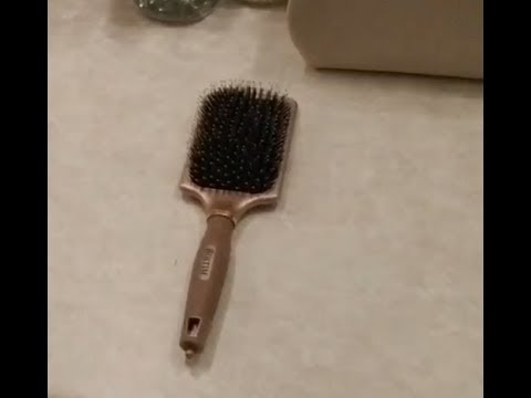 Review of Revlon Paddle Brush Hair Dryer for 4B/4C hair from YouTube · Duration:  1 minutes 6 seconds