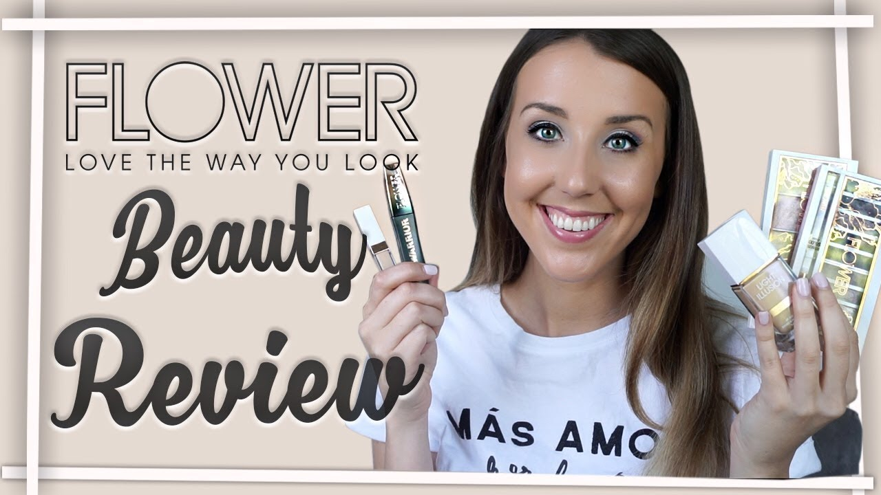 Flower Beauty Review First Impression Drew Barrymore Collection