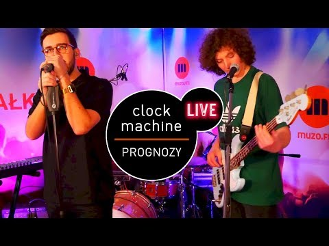 Clock Machine - Prognozy live (MUZO.FM)