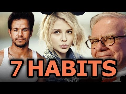 7 Habits of Highly Effective People - Self Improvement by Stephen Covey