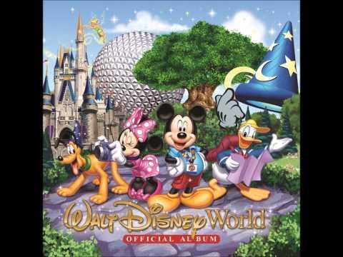 *Journey of the Little Mermaid - Ariel's Undersea Adventure* soundtrack WDW Official Album