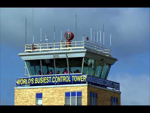 1974 Oshkosh Fly-In Air Traffic Control Audio