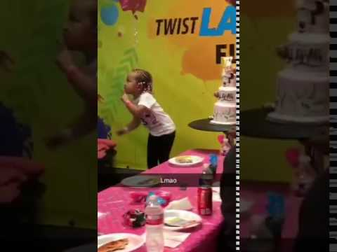 3yr old hates birthday song