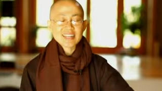 Inviting the Bell of Mindfulness ♡ Sister Dang Nhiem ♡ A Nun  in the Tradition of Thích Nhất Hạnh