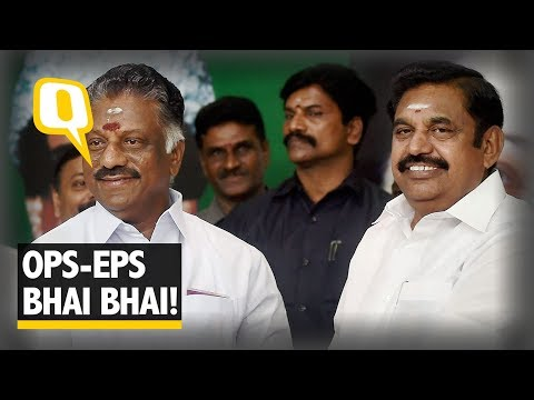 AIDMK Reunites: OPS Back in Power, But as...