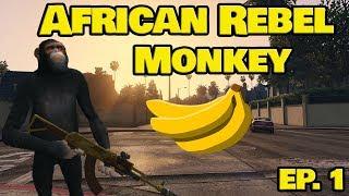 African Rebel Trolls LITTLE Kids! Kid Scared To Get Banned Over MONKEY Mods!