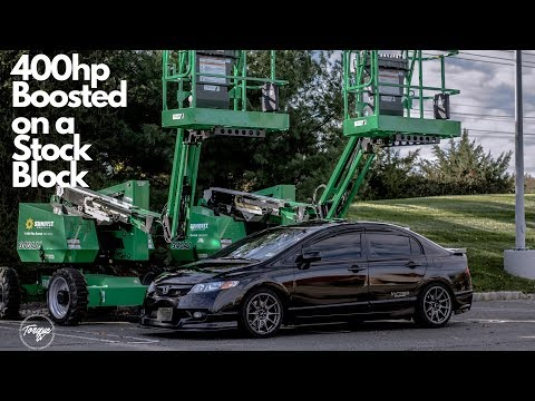 Car Vlog (FA5 Edition) 400hp Civic 8th Gen