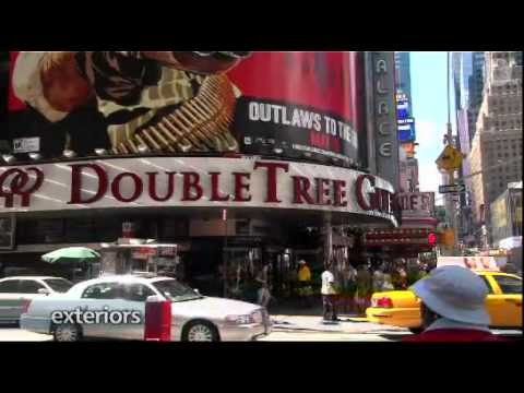 doubletree suites by hilton nyc times square youtube. Black Bedroom Furniture Sets. Home Design Ideas