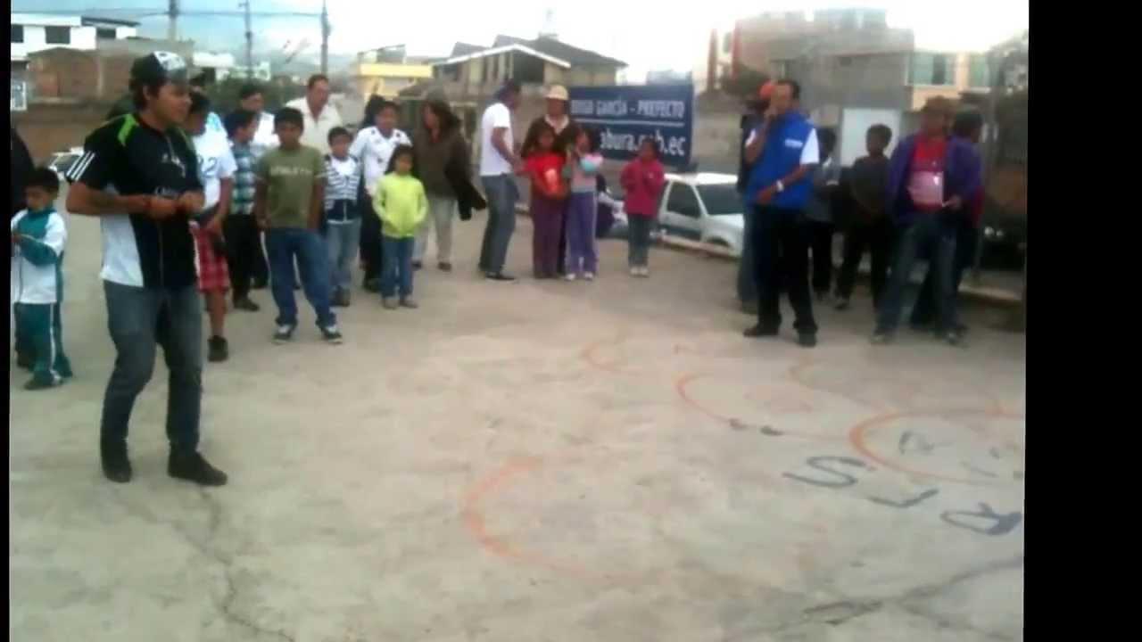 Trompos Juegos Tradicionales Ecuador Gobierno Provincial De Imbabura