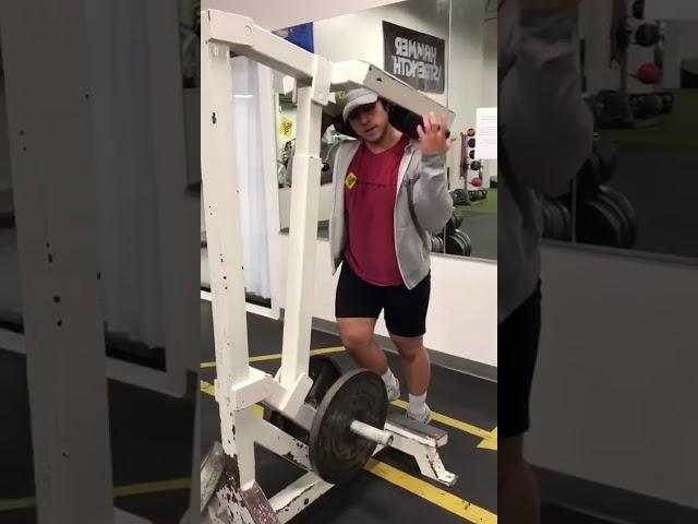Standing Calf Press
