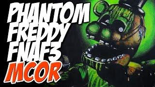 Drawing Phantom Freddy - Five Nights at Freddy