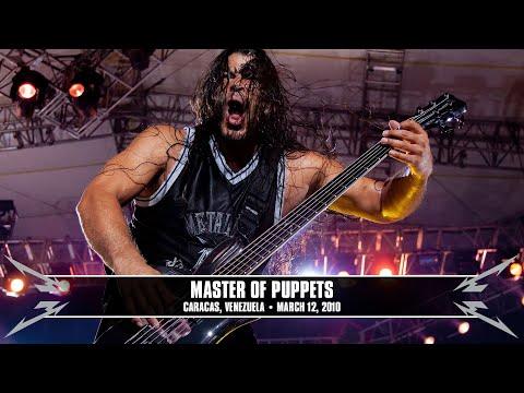Metallica: Master of Puppets (MetOnTour - Caracas, Venezuela - 2010)