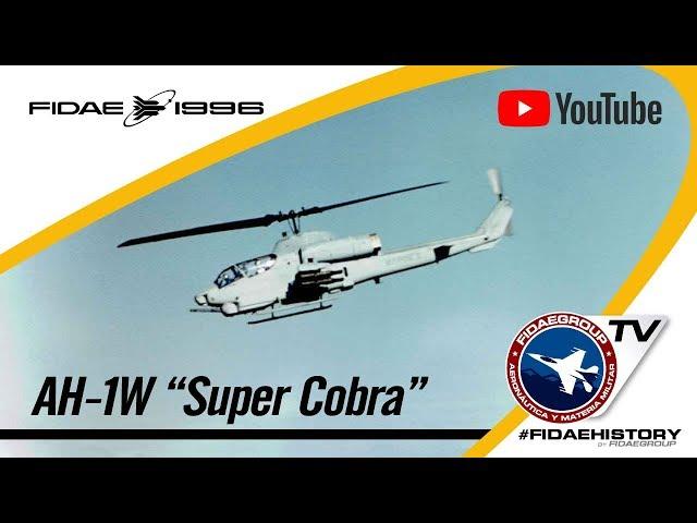 Helicóptero Bell AH-1W Super Cobra - Santiago de Chile - FIDAE 1996