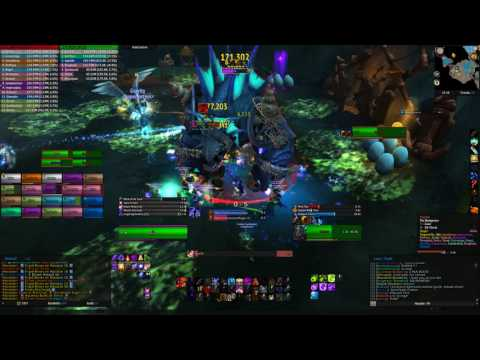 Imperfection VS Harjatan Mythic - Shadow priest 95% parse